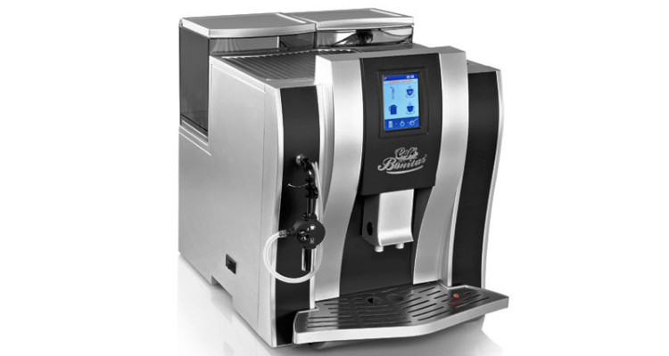 Cafe bonitas kaffeevollautomat testbericht