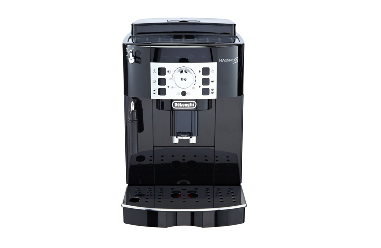 delonghi ecam 22110b im test kaffeevollautomaten test. Black Bedroom Furniture Sets. Home Design Ideas