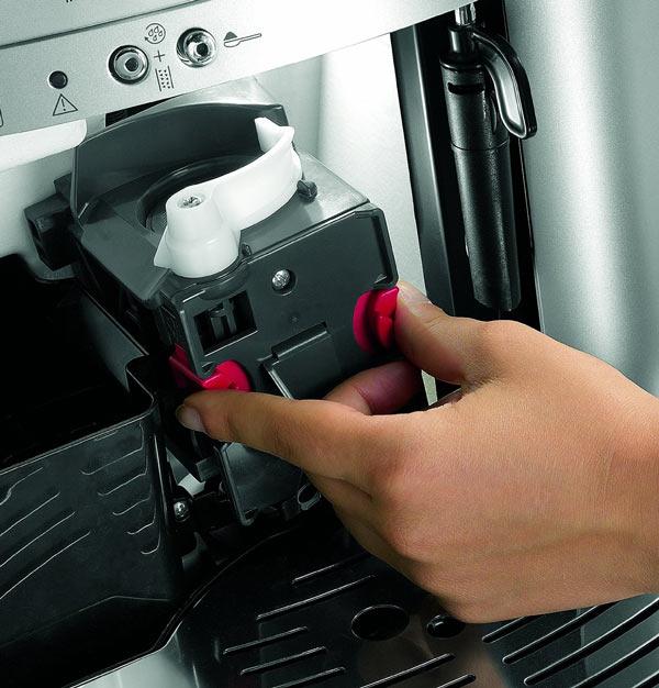 delonghi esam 3000 b im test kaffeevollautomaten test. Black Bedroom Furniture Sets. Home Design Ideas