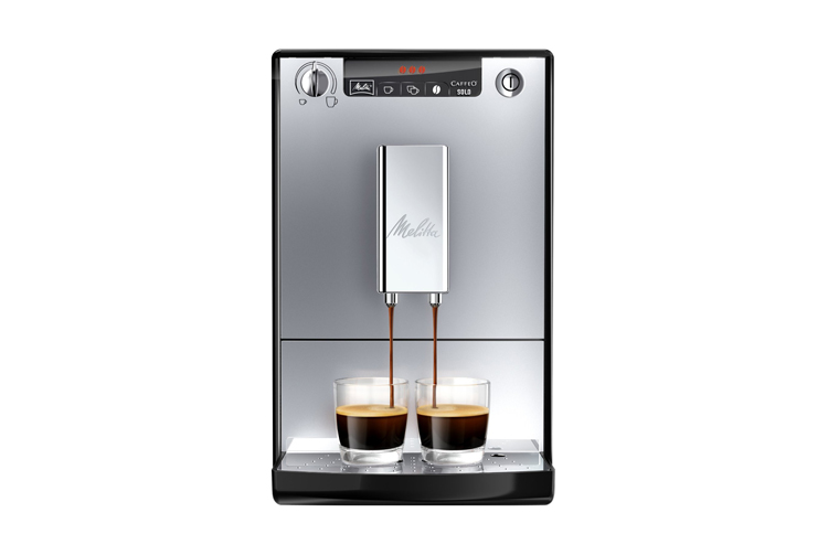 melitta caffeo solo im test kaffeevollautomaten. Black Bedroom Furniture Sets. Home Design Ideas