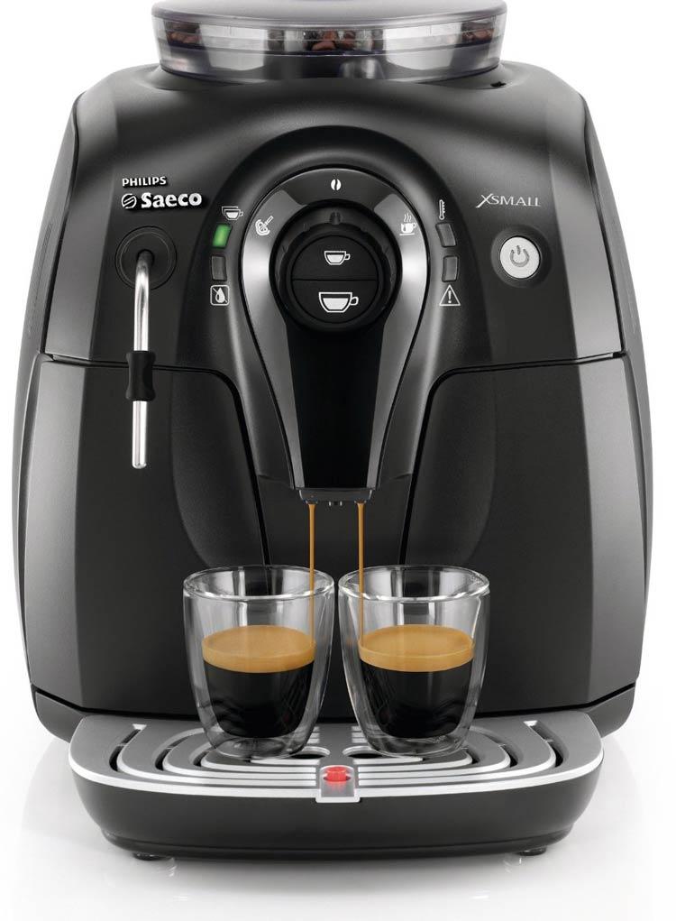 saeco hd8743 xsmall im test kaffeevollautomaten test. Black Bedroom Furniture Sets. Home Design Ideas