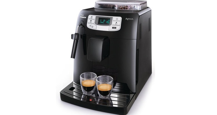 saeco hd8751 im test kaffeevollautomaten im vergleichstest. Black Bedroom Furniture Sets. Home Design Ideas