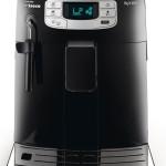 Saeco HD8751 Kaffeevollautomat von vorne