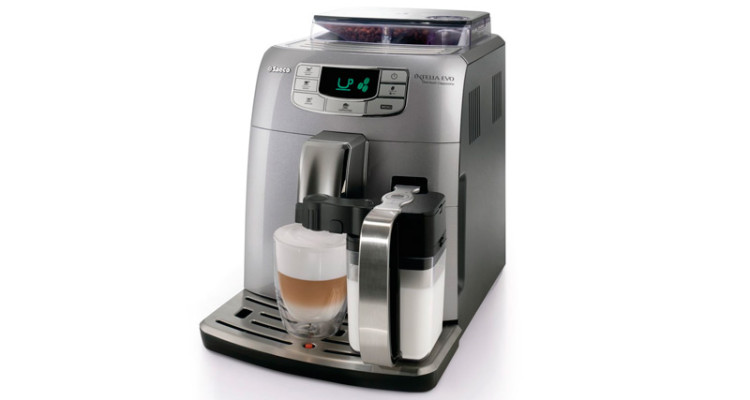 Saeco HD8753 Intelia Evo Kaffeevollautomat
