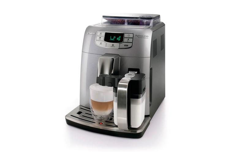 saeco hd8753 intelia evo im test kaffeevollautomaten test. Black Bedroom Furniture Sets. Home Design Ideas