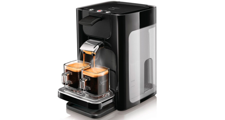 Philips HD7863 Kaffeepadmaschine