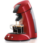 Philips HD7810 Kaffeepadmaschine rot