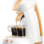 Philips HD7810 Kaffeepadmaschine weiss