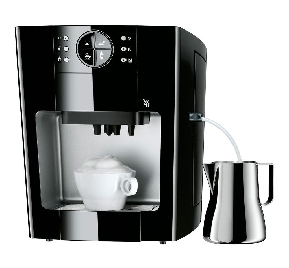 wmf 10 im test kaffeepadmaschinen im vergleichstest. Black Bedroom Furniture Sets. Home Design Ideas