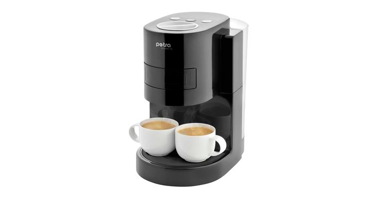 Petra Electric KM 34.07 im Test: Kaffeepadmaschinen Vergleich