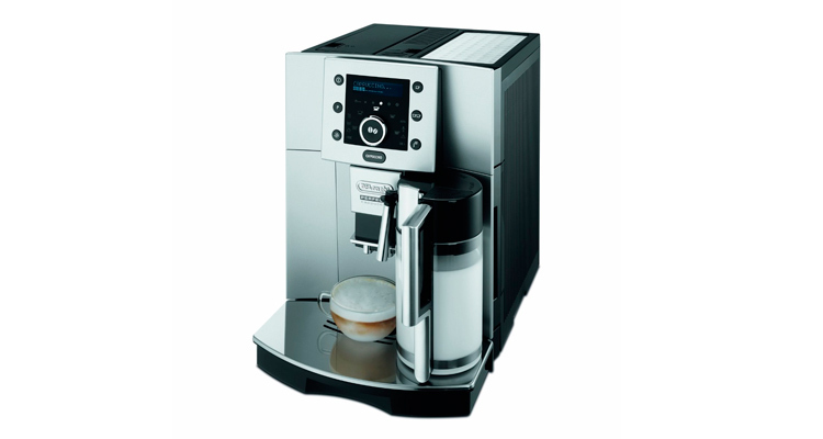 delonghi esam 5500 im test kaffeevollautomaten test. Black Bedroom Furniture Sets. Home Design Ideas