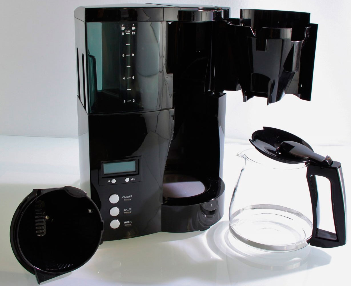 melitta optima timer im test kaffeemaschinen test. Black Bedroom Furniture Sets. Home Design Ideas