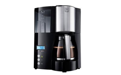 Melitta 100801 Optima Timer Filterkaffeemaschine