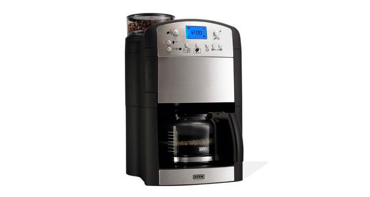 kaffeemaschine für ganze bohnen test