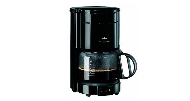 Braun Aromaster KF 47 Filterkaffeemaschine