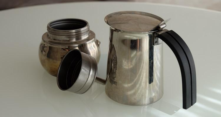 Espressokanne Zubereitung Tipps
