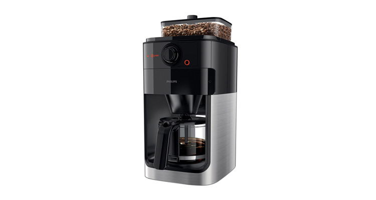 Philips Grind Brew HD7765 Kaffeemaschine