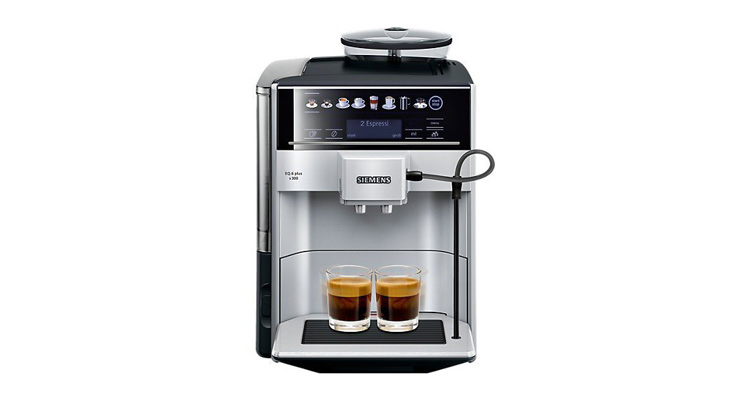 siemens eq 6 plus s300 im test kaffeevollautomaten im vergleichstest. Black Bedroom Furniture Sets. Home Design Ideas
