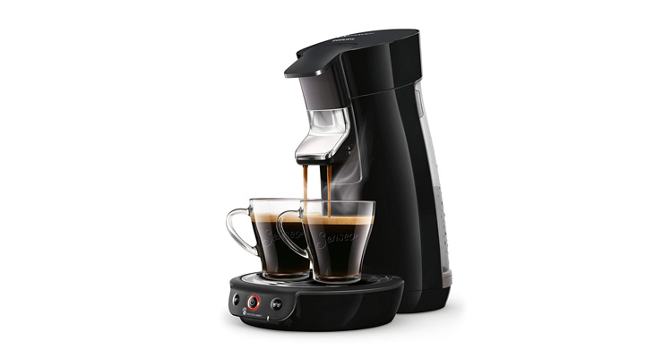 Philips Senseo Viva Cafe HD6563 Kaffeepadmaschine