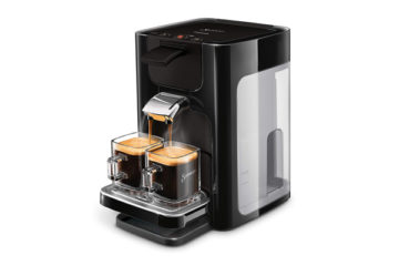 Philips HD7865 Senseo Quadrante Kaffeepadmaschine