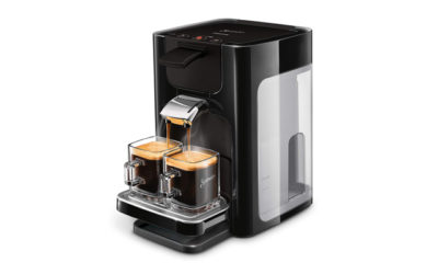 Philips HD7865 Senseo Quadrante Kaffeepadmaschine