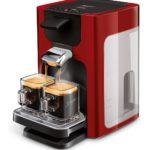 Philips HD7865 Senseo Quadrante rote Variante
