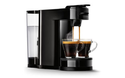 Philips Senseo HD6592 Switch Kaffeepadmaschine