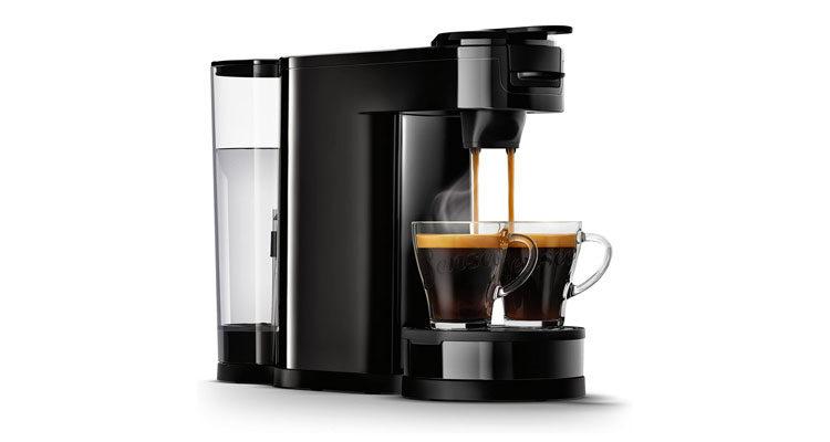 Philips Senseo HD6592 Switch Kaffeepadmaschine